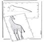 Girafa e cavalo marinho