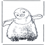 Personagens de banda desenhada - Happy Feet 3