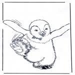 Personagens de banda desenhada - Happy Feet 4