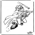 Personagens de banda desenhada - Harry Potter 11