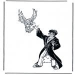 Personagens de banda desenhada - Harry Potter 6