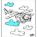 Todos os tipos de - Helicóptero 3