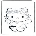 Personagens de banda desenhada - Hello Kitty 1