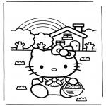 Personagens de banda desenhada - Hello Kitty 10