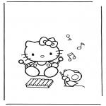 Personagens de banda desenhada - Hello kitty 13