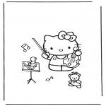 Personagens de banda desenhada - Hello Kitty 14