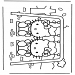 Personagens de banda desenhada - Hello Kitty 15