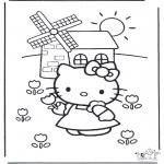 Personagens de banda desenhada - Hello kitty 16