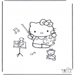 Personagens de banda desenhada - Hello kitty 17