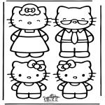 Personagens de banda desenhada - Hello Kitty 22