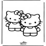 Personagens de banda desenhada - Hello Kitty 25