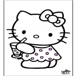 Personagens de banda desenhada - Hello Kitty 27