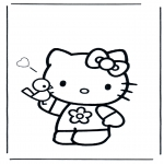 Personagens de banda desenhada - Hello Kitty 3