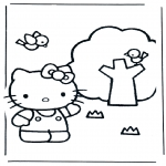 Personagens de banda desenhada - Hello Kitty 4