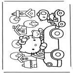 Personagens de banda desenhada - Hello kitty 7