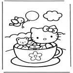 Personagens de banda desenhada - Hello kitty 9