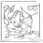 Personagens de banda desenhada - Hiawatha