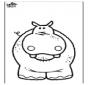 Hipopótamo 3