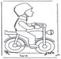 Homem de moto