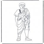 Todos os tipos de - Homem romano