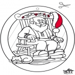 Natal - Inagem de Janela - Natal 1