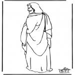 Pinturas bibel - Jesus 1