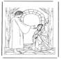 Jesus e a mulher doente