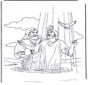 Jesus e João Baptista