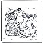 Pinturas bibel - João Baptista