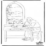 Pinturas bibel - John