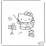 Todos os tipos de - Kitty com violino