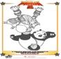 Kung Fu Panda 2 Desenho 4