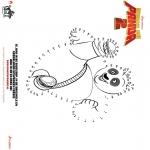Personagens de banda desenhada - Kung Fu Panda 2 - Liga pontos 1