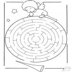 Ofícios - Labirinto de anjo