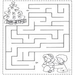 Ofícios - Labirinto de crianças