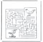 Labirinto de pássaros
