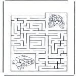Ofícios - Labirinto de raparigas