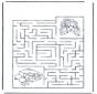 Labirinto de raparigas