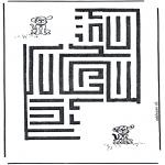 Ofícios - Labirinto do cão