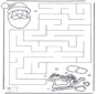 Labirinto Pai Natal