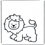 Animais - Leão 1