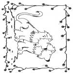 Animais - Leões 6