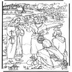 Pinturas bibel - Lídia