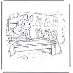 Todos os tipos de - Mãe coelha 1
