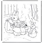 Todos os tipos de - Mãe coelha 2