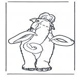 Animais - Mamute
