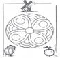 Mandala de recortar  11