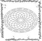 Mandala geométrico 5