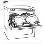 Todos os tipos de - Máquina de lavar louça