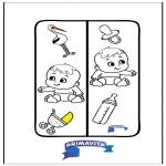 Ofícios - Marca -  bebê